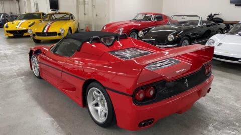 Ferrari F50 Doug DeMuro