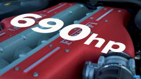 Ferrari GTC4Lusso vs SLR McLaren vs DBS drag race