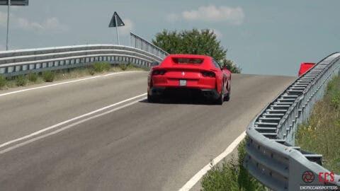 Ferrari Monza SP2 Roma SF90 Stradale altre supercar Maranello