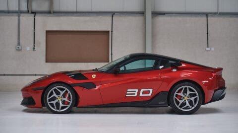 Ferrari SP30 one-off