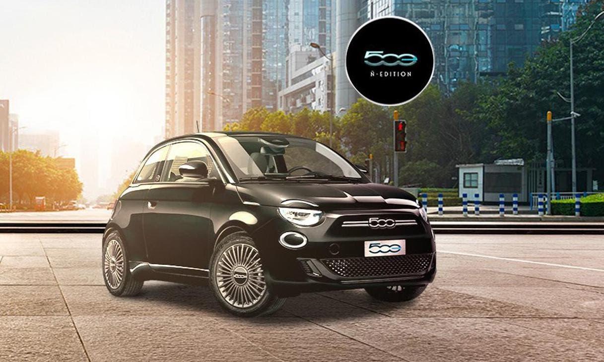 Fiat 500 Elettrica Ñ-Edition