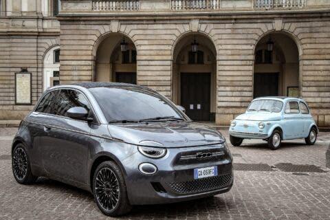 Fiat-500-elettrica-la-Prima