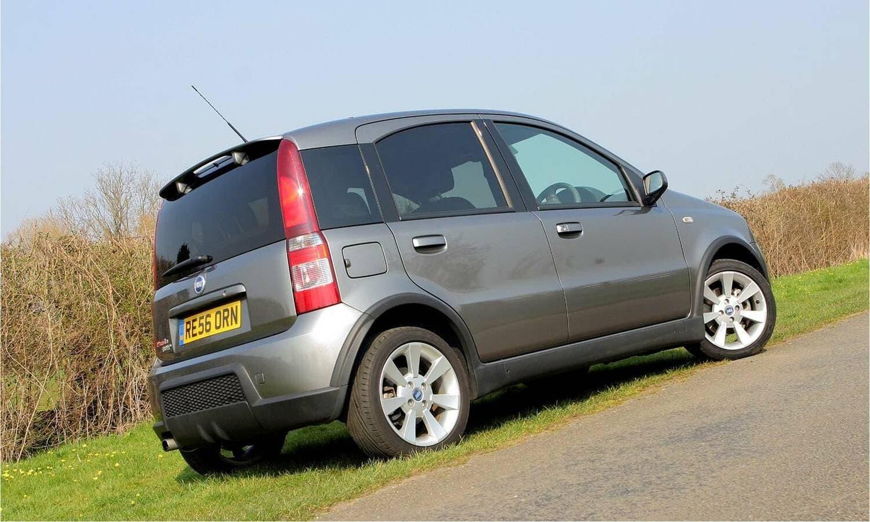 Fiat Panda Sport