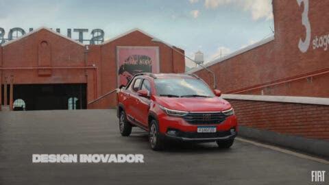 Fiat Strada 2021 spot