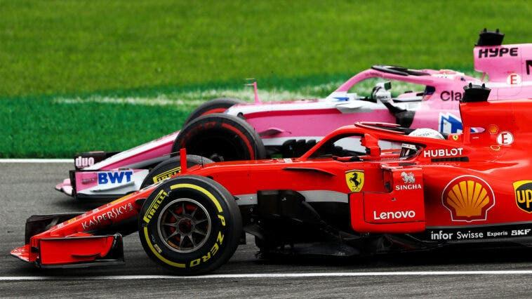 Vettel Racing Point