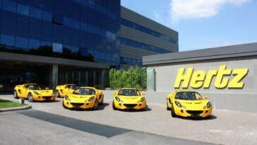 Hertz auto