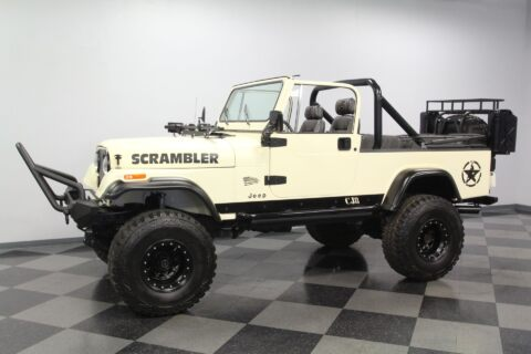 Jeep CJ-8 Scrambler 1982