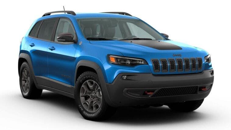 Jeep Cherokee 2021