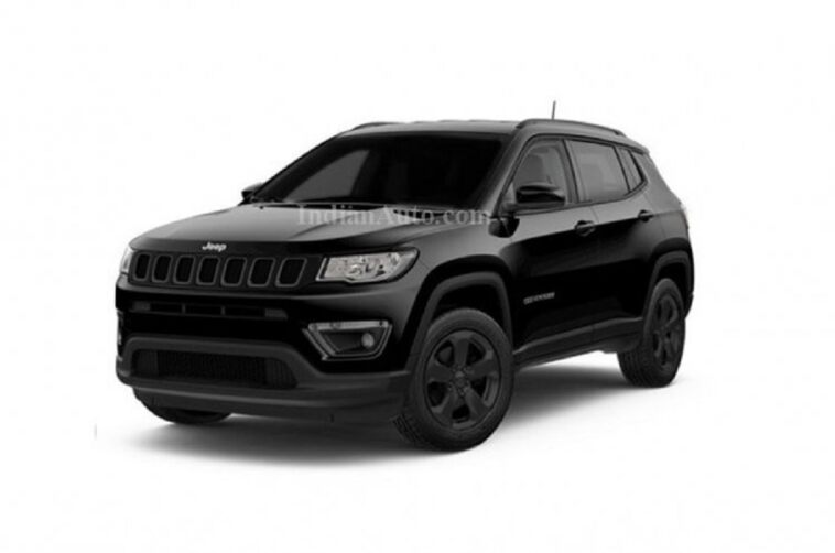 Jeep Compass Night Eagle India