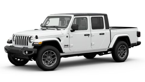 Jeep Gladiator Altitude configuratore