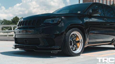 Jeep Grand Cherokee Trackhawk 1000 CV