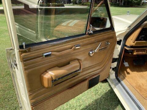 Jeep Grand Wagoneer Vortec LS V8 asta