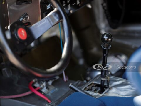Lancia Delta S4 Rally livrea Martini asta