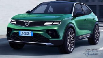 Lancia Musa Cross render