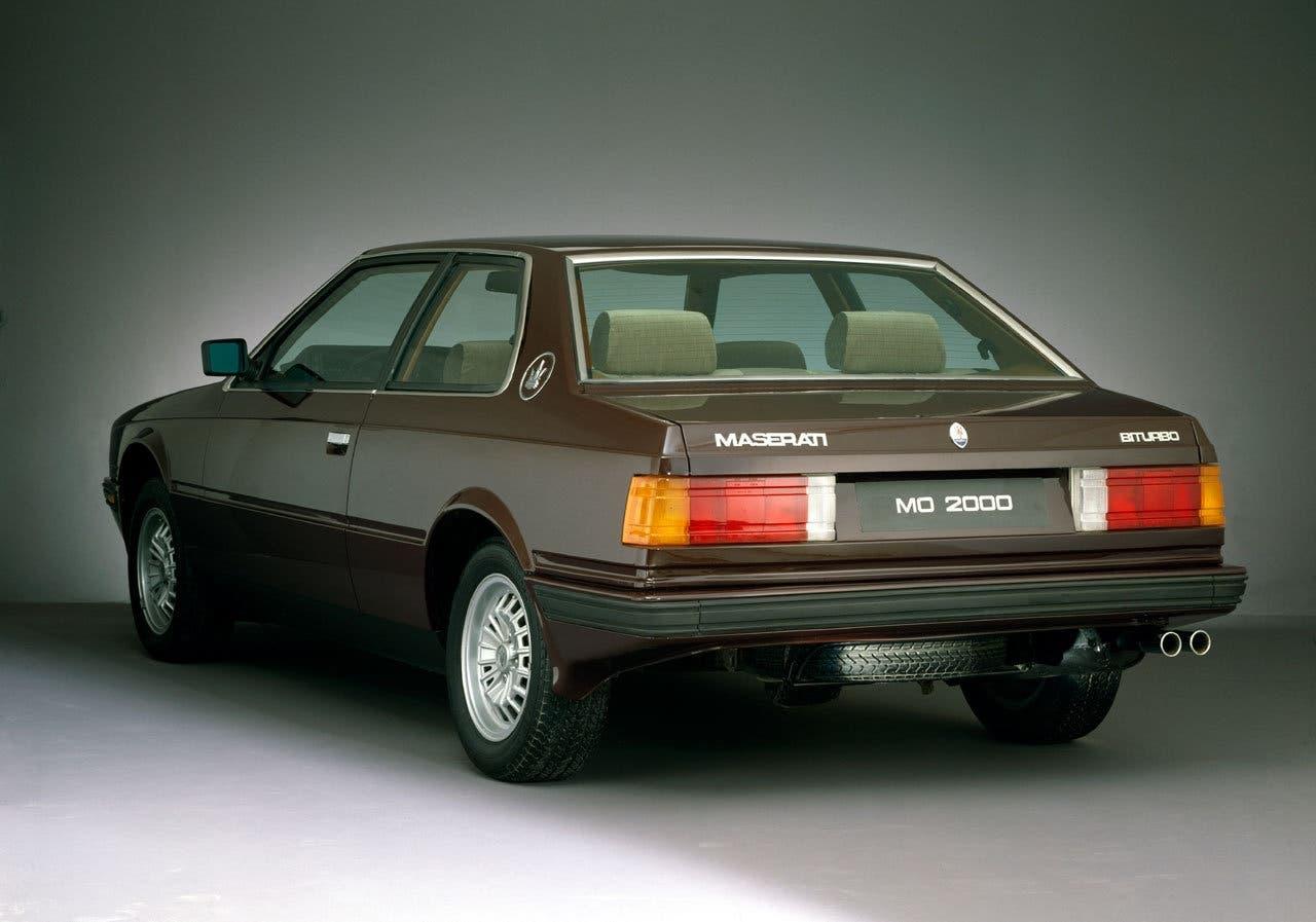 Maserati Biturbo: l'auto voluta da Alejandro de Tomaso ...