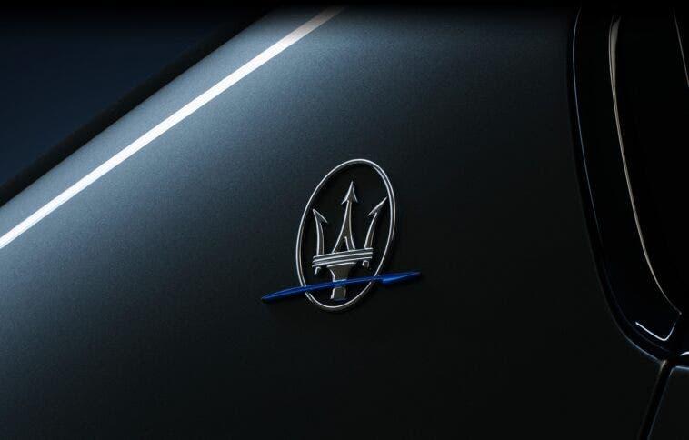 Maserati Ghibli Hybrid teaser