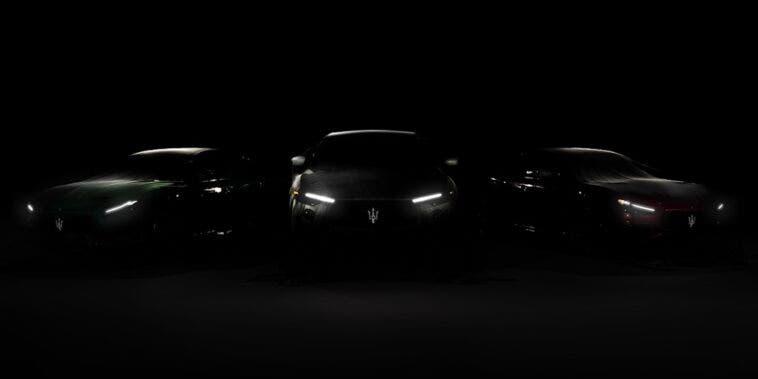 Maserati Ghibli e Quattroporte Trofeo teaser