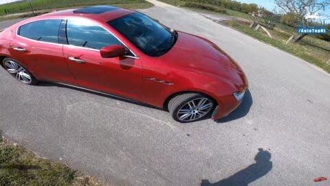 Maserati Ghibli V6 AutoTopNL