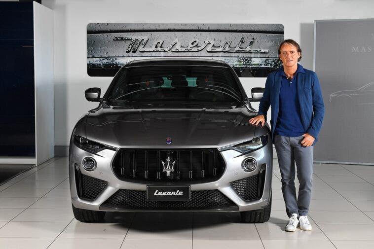 Maserati Levante Trofeo Roberto Mancini
