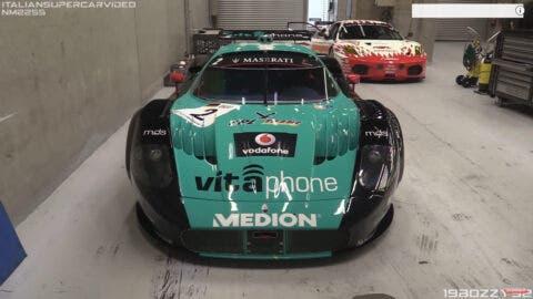 Maserati MC12 GT1 Spa-Francorchamps