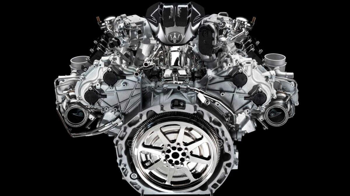 Maserati Nettuno motore