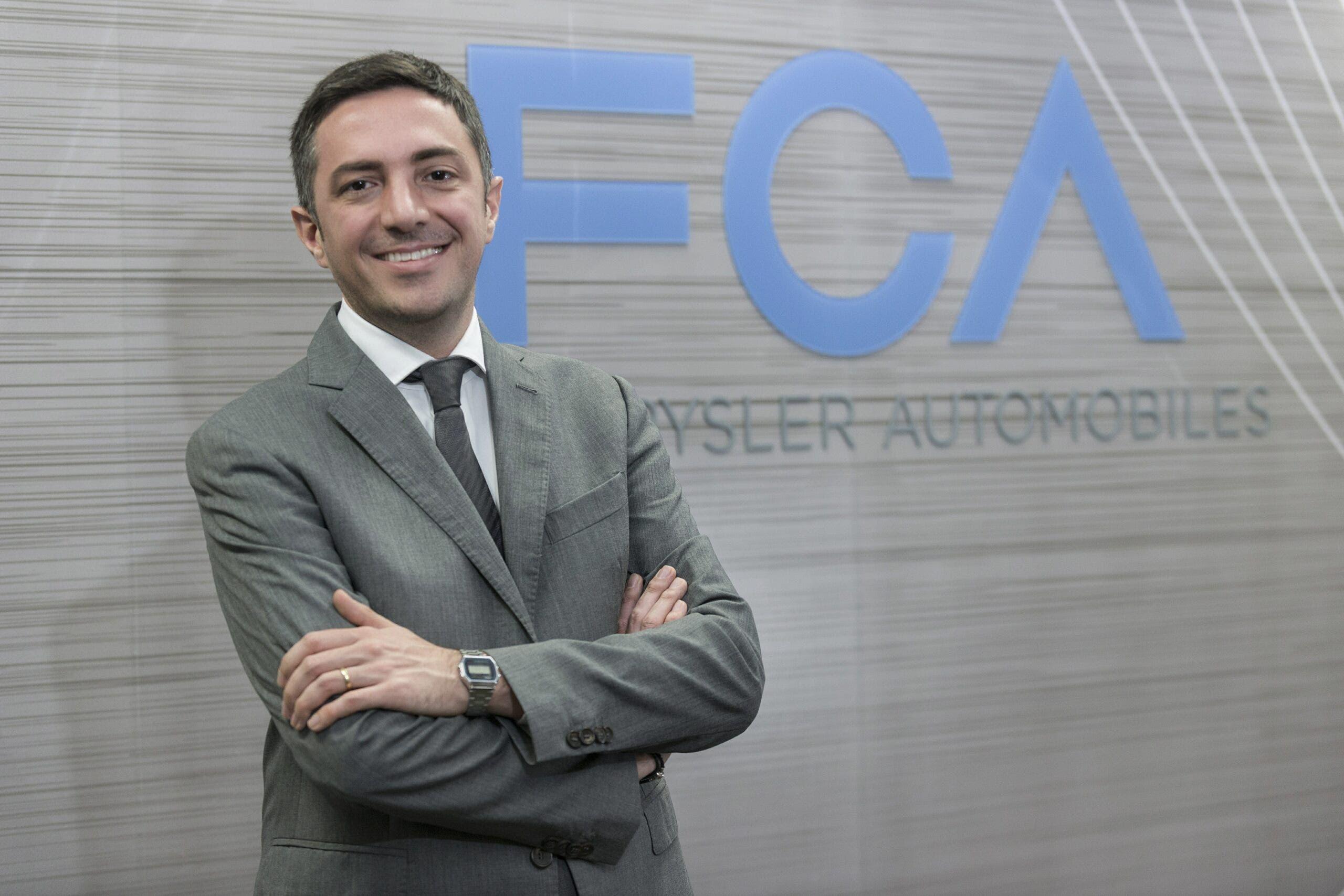 Pierluigi Astorino FCA