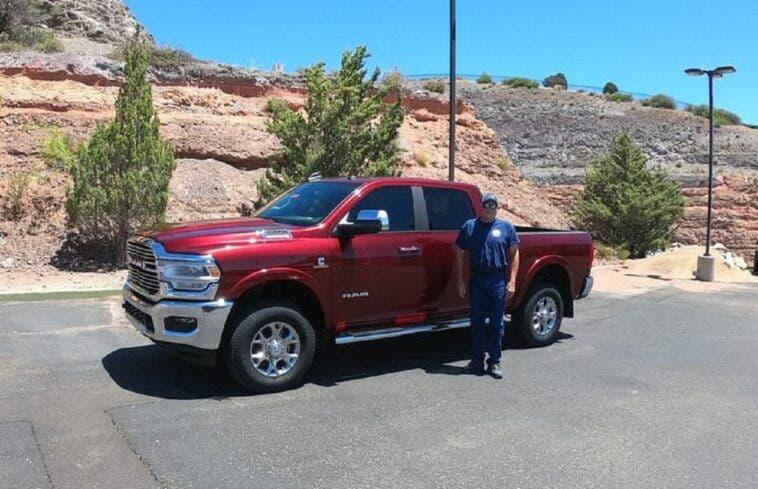 Ram 2500 Laramie Crew Cab 4x4 2020 Dwaine Simpson