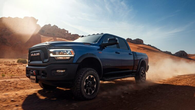 Ram 2500 Power Wagon Launch Edition Medio Oriente