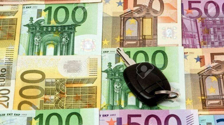 Rc auto soldi
