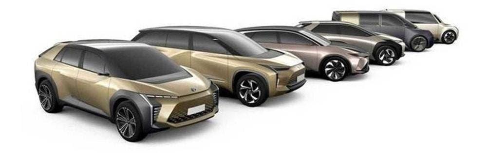 Modelli Toyota Futuri a Stato Solido