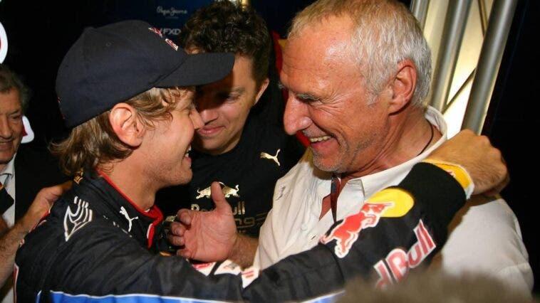 Vettel e Mateschitz