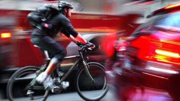 bici incidenti