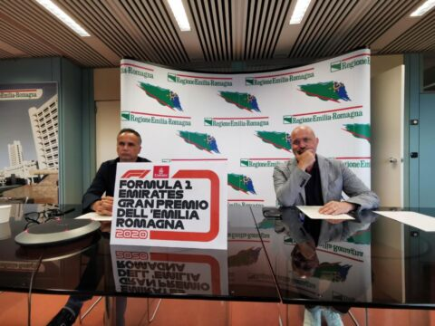 Imola Gran Premio Emilia Romagna 2