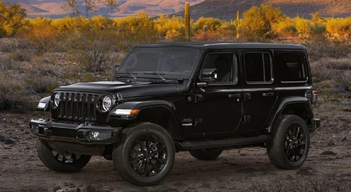 jeep wrangler 4xe