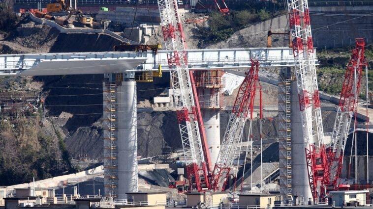 nuovo ponte genova