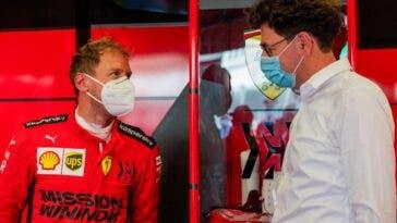 Vettel Binotto 1