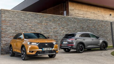 DS 7 Crossback Prestige 1