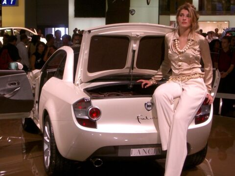 Lancia Fulvia Concept 1