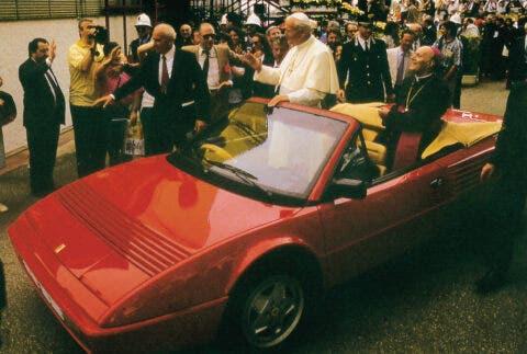 Papa Ferrari Mondial