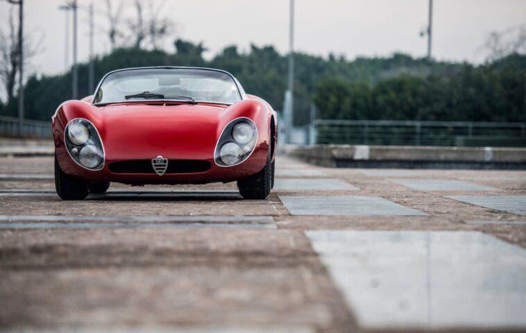 Alfa Romeo 33 Stradale 6