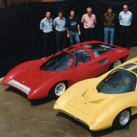 Ferrari 250 P5 - 6