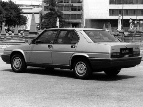 Alfa 90 4