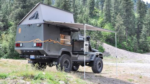 AEV Outpost II Jeep Wrangler