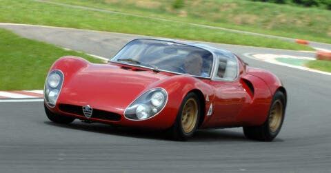 Alfa Romeo 33 Stradale 9