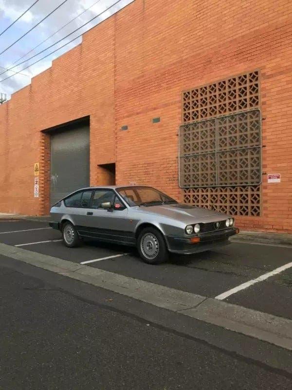 Alfa Romeo GTV6 1985 in vendita