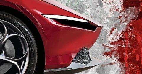 Alfa Romeo Remus Ferrari Roma