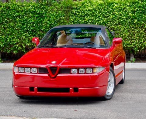 Alfa Romeo SZ 1992