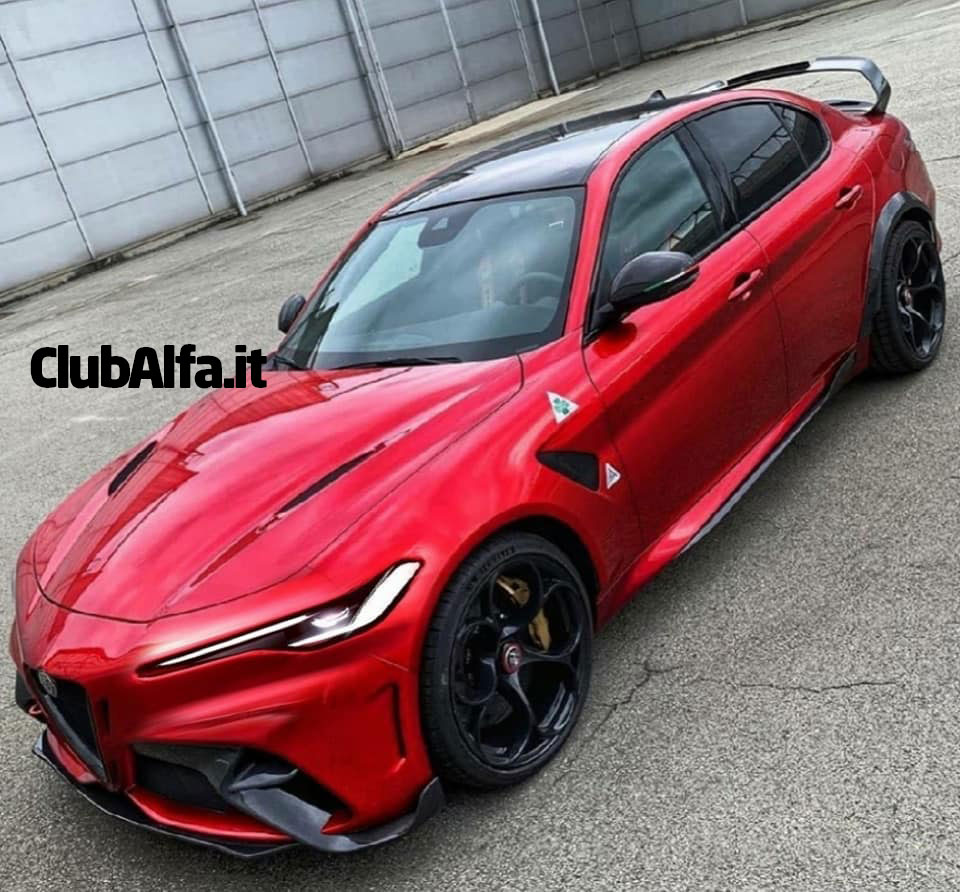 Giulia Upgrade 2021