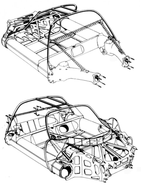 Alfa Romeo 33 Stradale 1