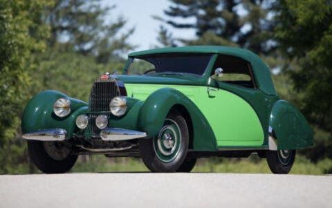 Bugatti Type 57Cabriolet